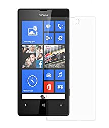Nokia Lumia 630 Tempered Glass Screen Protector with OTG Cable (TEMPERED GLASS + OTG CABLE) COMBO by DRaX®