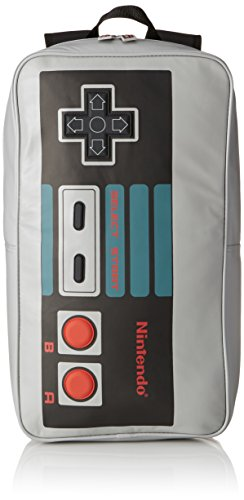 Nintendo Zainetto per bambini 85461NTN Grigio 30.8 liters