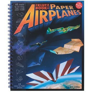Klutz Book of Paper Airplanes - 1