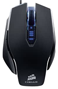 Corsair Vengeance M65 Performance FPS Gaming Mouse, Gunmetal Black (CH-9000022-NA)