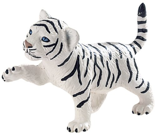 Bullyland Deluxe Wild Animals: White Tiger Cub