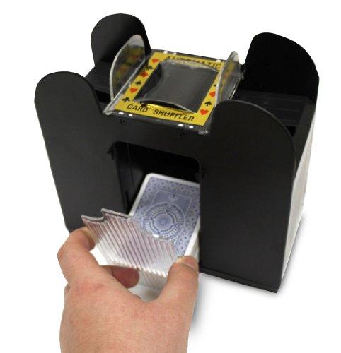 brybelly casino 6 deck automatic card shuffler