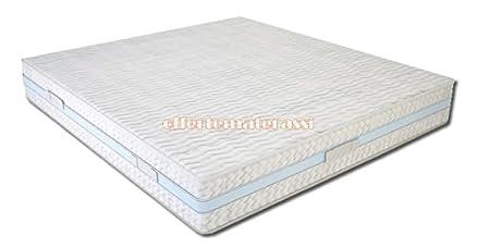Materasso matrimoniale in Memory Foam Respiro Effetto Casa 160x190-195-200 cm