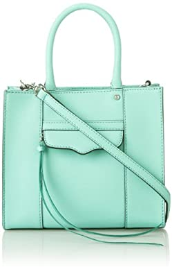 Rebecca Minkoff MAB Mini Cross Body Bag,Minty,One Size