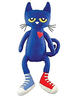 Merry Makers Pete the Cat Plush Doll from Amazon.com, LLC *** KEEP PORules ACTIVE ***