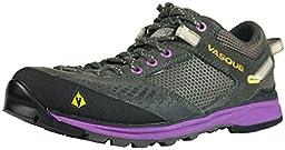 Vasque Women\'s Grand Traverse Hiking Shoe,Beluga/Dewberry,7 M US