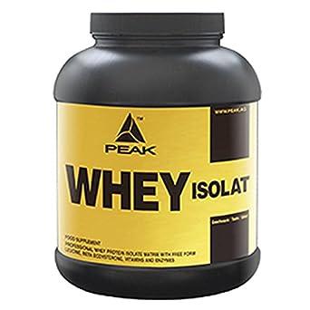 Peak Whey Protein Isolat - 750g Vanille