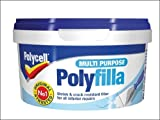 Multi Purpose Polyfilla Ready Mixed 600 g(POLLYCELL 5084940)