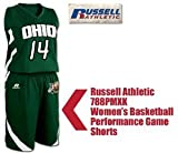 Russell Athletic 789PMXK Women's Performance Basketball Game Uniform (Blank Shorts) (Call 1-800-327-0074 to order)