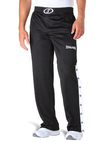 Spalding, Pantalonis Evolution, Nero (schwarz/weiß), XXXL