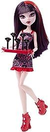Monster High Ghoul Fair Elissabat Doll