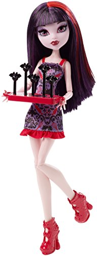 Monster High Ghoul Fair Elissabat Doll