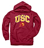 USC Trojans Cardinal Perennial II Hooded Sweatshirt