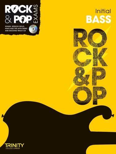 Trinity Rock & Pop Exams: Bass Initial Grade