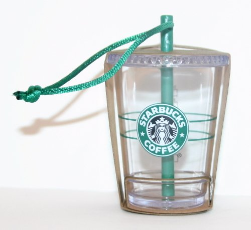 Starbucks Cup With Straw front-495460