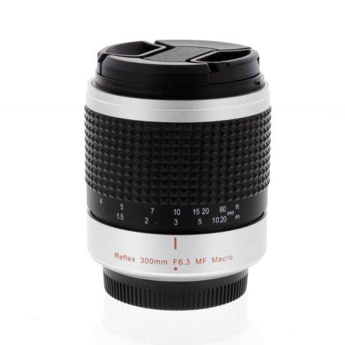 Albinar 300Mm F/6.3 Super Telephoto Mirror Manual Focus Macro Lens For Micro 4/3 Cameras