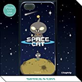SPACE★CAT(iPhoneSE/5/5Sケース) (haptrip)