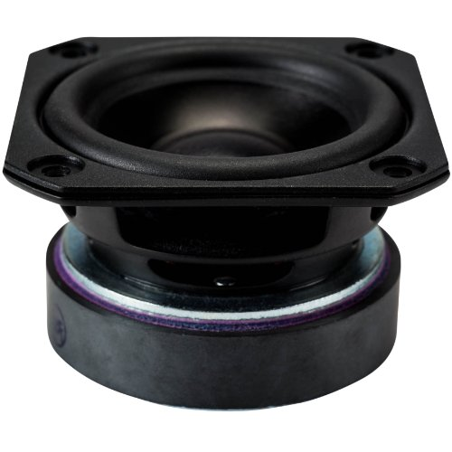"Tymphany Pls Series 65F25Al02 2-1/2"" Aluminum Full Range Speaker"