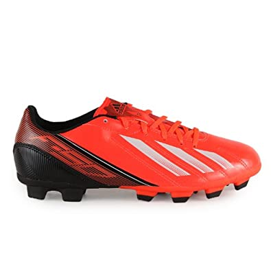Buy Adidas Mens F5 TRX FG Soccer Cleats-Orange by adidas
