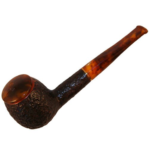 Savinelli Tortuga Rustic Pipe (#207)