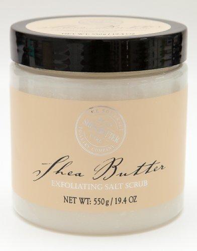 Shea Butter Body Scrub 550 g (19.40 Oz.)
