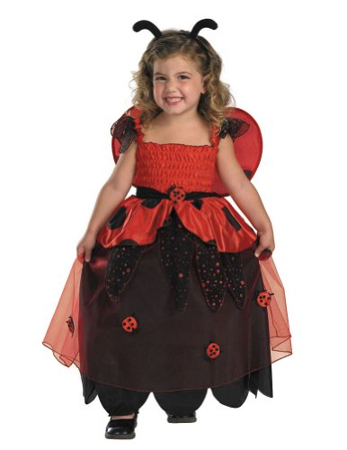 Child Lil Love Bug Toddler Costume 2T - Toddler Halloween Costume