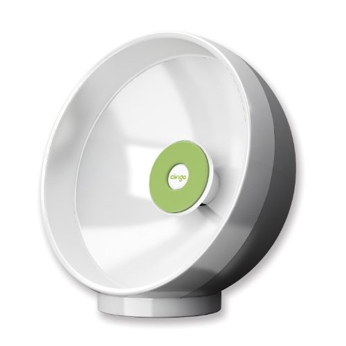 Clingo Universal Parabolic Sound Amplifying Sphere For Iphone 4, 3G/3Gs, And All Cell Phones And Mobile Devices
