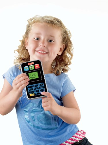 Fisher-Price Fun-2-Learn Smart Phone