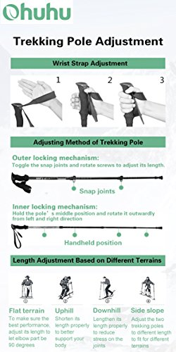 how to choose walking poles