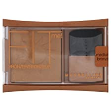 Maybelline New York Fit Me! Bronzer, Medium Bronze