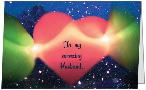 Valentines Day Spouse Husband Heart Love Greetiing