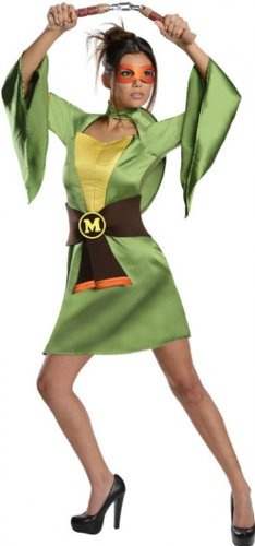 Tmnt Michelangelo Women Costume