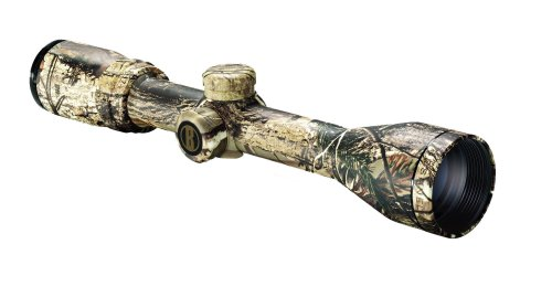 Bushnell Banner Circle-X Reticle Riflescope, 3-9X40Mm (Ap Camo)