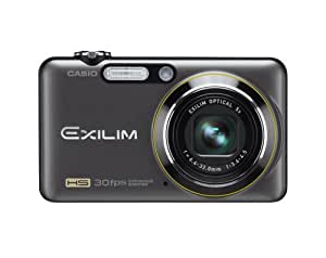 Casio High-Speed Exilim EX-FC100 9.1 MP Digital Camera with 5x Optical Image Stabilized Zoom and 2.7-inch LCD (Black)