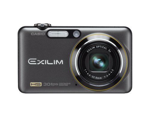 Casio EXILIM EX-FC100 is the Best Compact Digital Camera for Action Photos