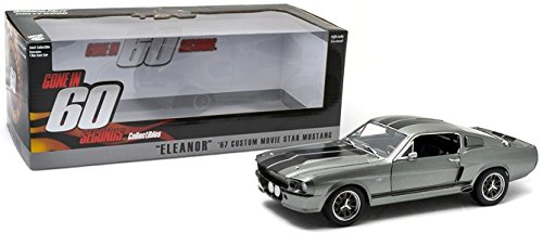 greenlight-collectibles-12909-vehicule-miniature-modele-a-lechelle-ford-mustang-shelby-gt-500-custom
