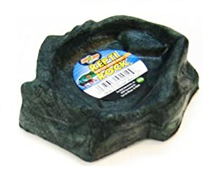 "Repti - rock Water Dish 4 X 4"" - Extra Small"