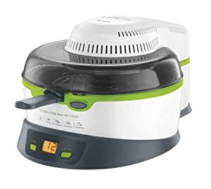 Breville VDF065 Halo Health Fryer, 1 Kg, 1200 Watt - White