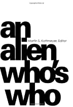 AN ALIEN WHO'S WHO
