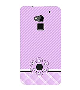 Diamond Girly Pattern 3D Hard Polycarbonate Designer Back Case Cover for HTC One Max