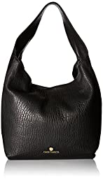 Vince Camuto Rita Hobo Bag, Black/Black, One Size