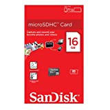 Sandisk 16GB MicroSDHC Micro SD HC Memory Card Stick For Acer Liquid Gallant E350 Mobile Phone