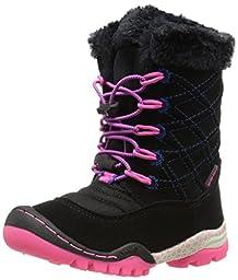 Jambu Collett2 High Waterproof Boot (Little Kid/Big Kid), Black, 12 M US Little Kid