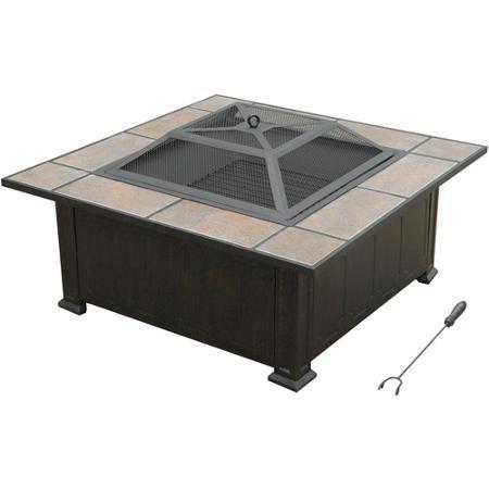 Axxonn-Tuscan-Ceramic-Tile-Top-Fire-Pit-BlackAntique-Bronze