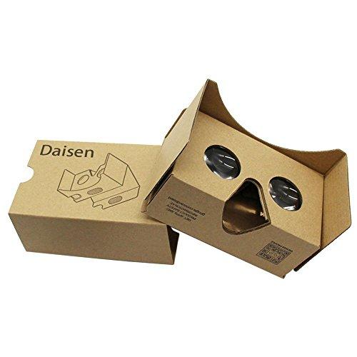 Ultimum Vitae Shop:Daisen-tech Google yellow Cardboard VR V2.0 ...