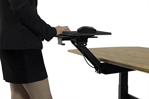 Uncaged Ergonomics Adjustable Under Desk Stand Up Desk