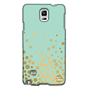 Mint & Gold - Nutcase Designer Samsung galaxy N4 Cover