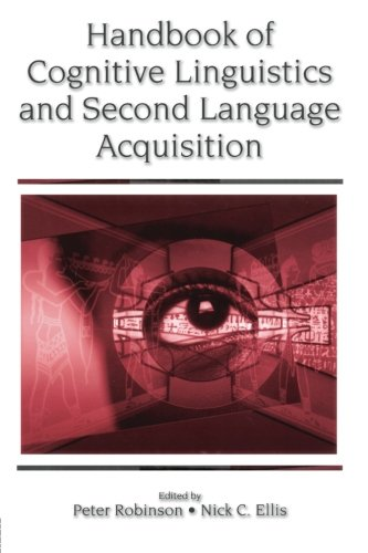 Handbook of Cognitive Linguistics and Second Language...