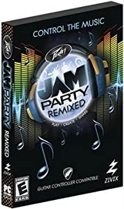 Jamparty Remixed from Zivix