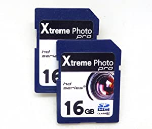 Zectronl Pro Memory Card for OLYMPUS STYLUS SZ-16 compact digital camera 16GB Class 10 High Speed SDHC card